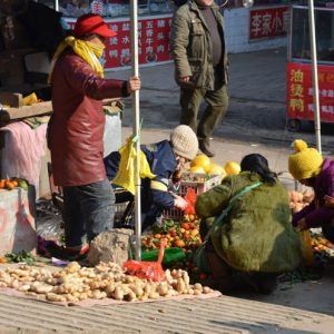 informal market sector