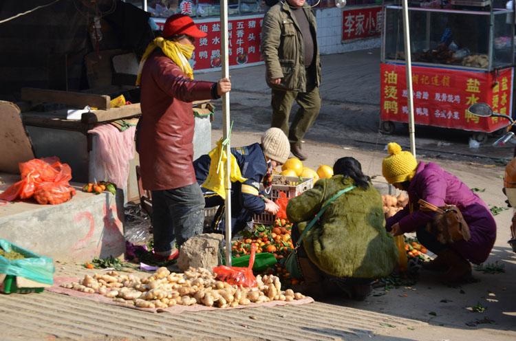 informal market sector
