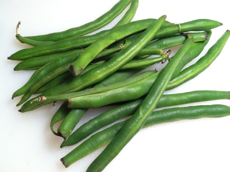 How to plant green beans